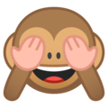 See-No-Evil Monkey on Google Android 9.0