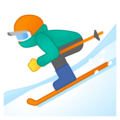 Skier on Google Android 9.0