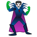 Supervillain on Google Android 9.0