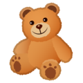 Teddy Bear on Google Android 9.0