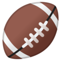 American Football on Google Android 10.0