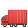 Articulated Lorry on Google Android 10.0