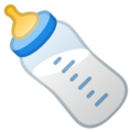 Baby Bottle on Google Android 10.0