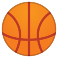 Basketball on Google Android 10.0