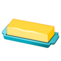 Butter on Google Android 10.0