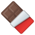 Chocolate Bar on Google Android 10.0