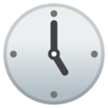 Five O'Clock on Google Android 10.0