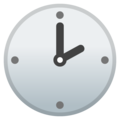 Two O'Clock on Google Android 10.0