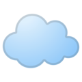 Cloud on Google Android 10.0