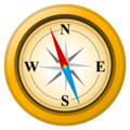 Compass on Google Android 10.0