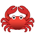 Crab on Google Android 10.0