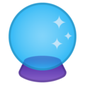 Crystal Ball on Google Android 10.0