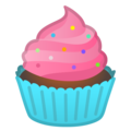 Cupcake on Google Android 10.0