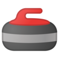 Curling Stone on Google Android 10.0