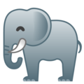 Elephant on Google Android 10.0