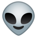 Alien on Google Android 10.0