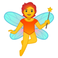 Fairy on Google Android 10.0