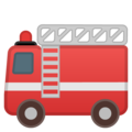 Fire Engine on Google Android 10.0