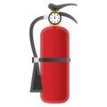 Fire Extinguisher on Google Android 10.0