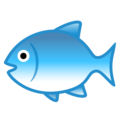 Fish on Google Android 10.0