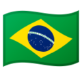 Flag: Brazil on Google Android 10.0