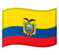 Flag: Ecuador on Google Android 10.0