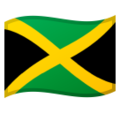 Flag: Jamaica on Google Android 10.0