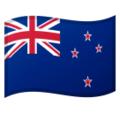 Flag: New Zealand on Google Android 10.0