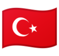 Flag: Turkey on Google Android 10.0