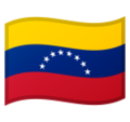 Flag: Venezuela on Google Android 10.0