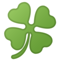 Four Leaf Clover on Google Android 10.0