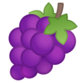 Grapes on Google Android 10.0