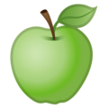 Green Apple on Google Android 10.0