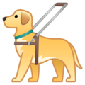 Guide Dog on Google Android 10.0