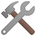 Hammer and Wrench on Google Android 10.0