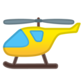 Helicopter on Google Android 10.0