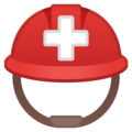 Rescue Worker's Helmet on Google Android 10.0