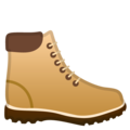 Hiking Boot on Google Android 10.0