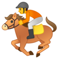 Horse Racing on Google Android 10.0