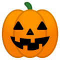 Jack-O-Lantern on Google Android 10.0