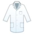 Lab Coat on Google Android 10.0