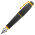 Fountain Pen on Google Android 10.0