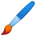 Paintbrush on Google Android 10.0