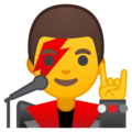 Man Singer on Google Android 10.0