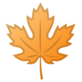 Maple Leaf on Google Android 10.0
