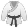 Martial Arts Uniform on Google Android 10.0