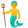 Merman on Google Android 10.0