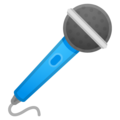 Microphone on Google Android 10.0