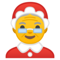 Mrs. Claus on Google Android 10.0