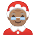 Mrs. Claus: Medium Skin Tone on Google Android 10.0